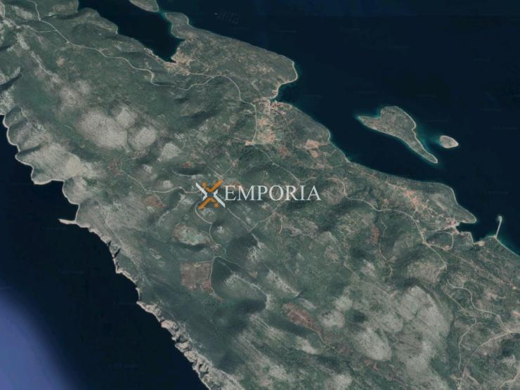 Građevinsko zemljište L166 – Dugi otok, Žman