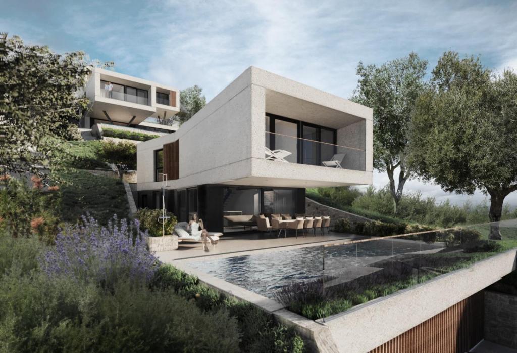 Nekretnine Zadar - moderna vila s bazenom