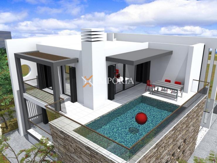 Kuća H370 – Privlaka
