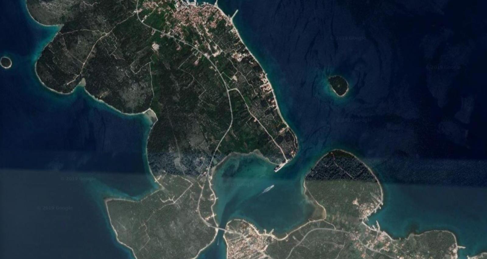 Građevinsko zemljište L242 – Otok Ugljan, Kukljica