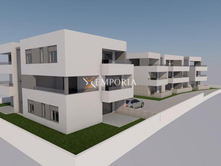Apartman A485 – Nin, Zaton