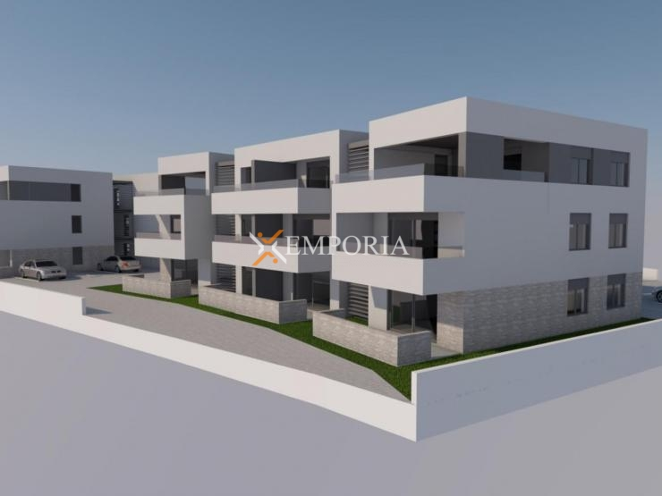 Apartman A484 – Nin, Zaton