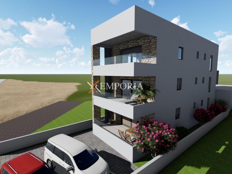 Apartman A498 – Sukošan