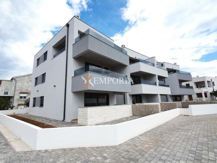 Apartman A524 – Nin, Zaton