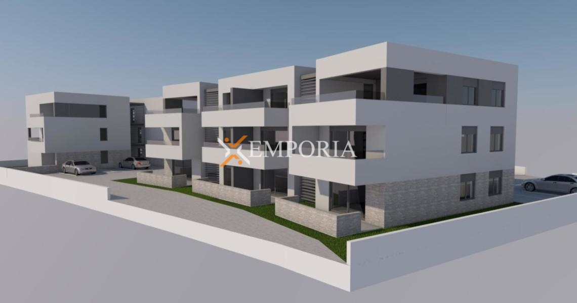 Apartman A518 – Nin, Zaton