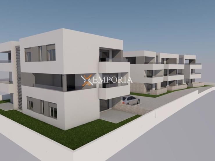 Apartman A519 – Nin, Zaton