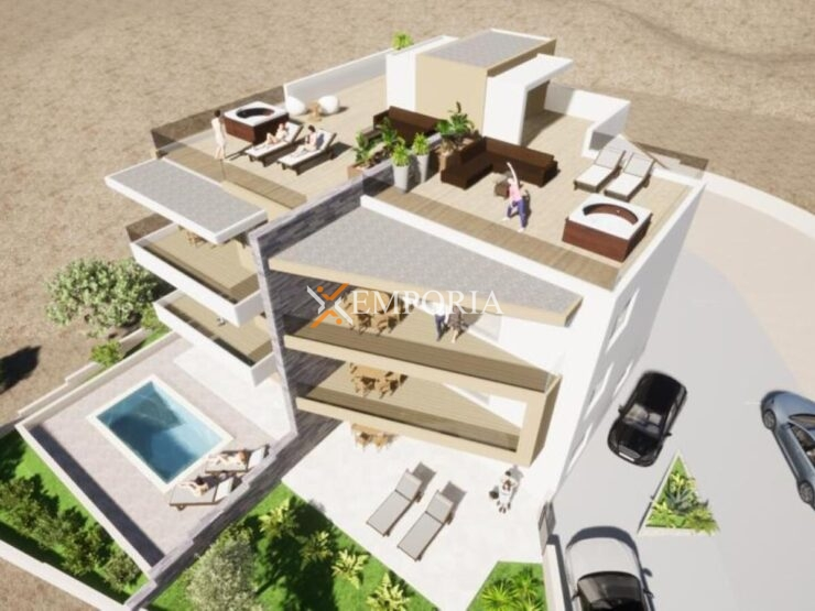 Apartman A701 – Posedarje, Vinjerac