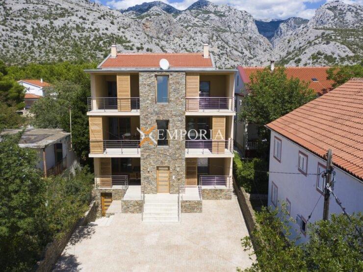 Apartman A703 – Starigrad