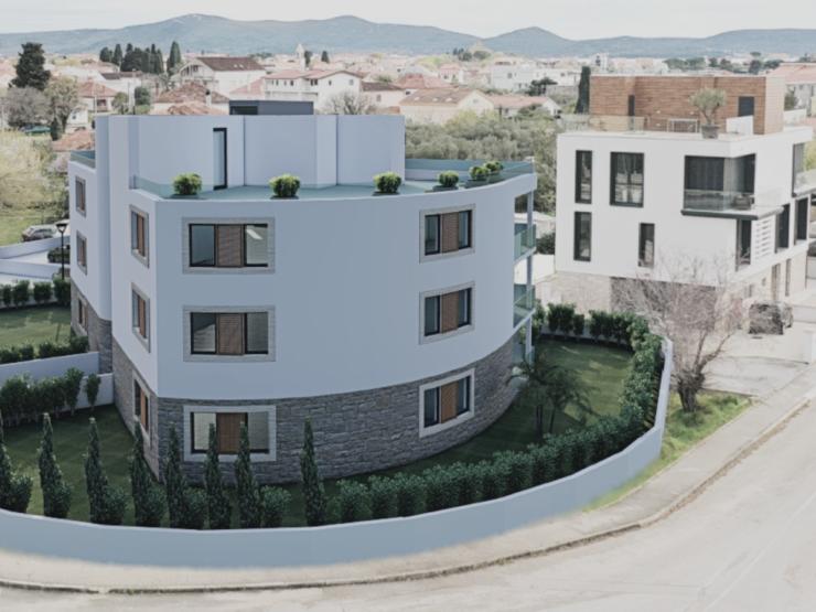 Apartman A739 – Sukošan